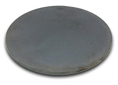 "Round Hot Rolled Steel Plate 1/4"" x 10"" Diameter Circle"