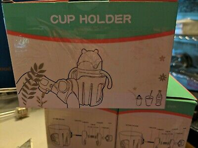 Universal bike Cup Holder by Accmor, Stroller Cup Holder, Water Cup Holder,