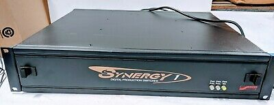 Ross Synergy 1 Digital Production Switcher