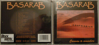 BASARAB - Caravan To Somewhere - German-AOR - 2010 Rockwerk Records