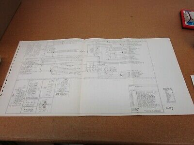 Peterbilt Wiring Diagram Schematic 1970 1994 379 Family 357 375 377 378 379 52 95 Picclick