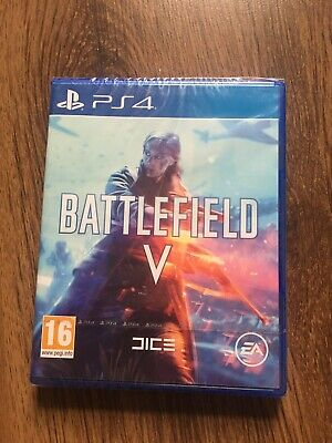 Battlefield V (5) (PS4) New and Sealed Cheapest 🔥🔥🔥🔥🔥