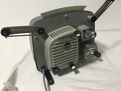 Hanimex Zoom Vintage 8mm Cine Movie Projector