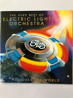 Electric Light Orchestra - All Over The World (Very Best Of) - CD Album