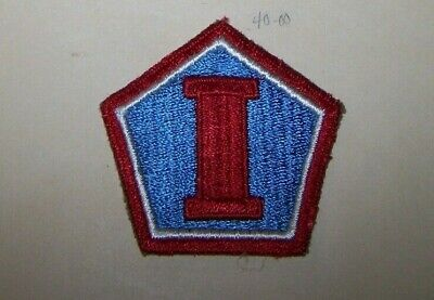 Ww2 Shoulder Patch, 1St Army Group, U.s. Issue *Nice* #2
