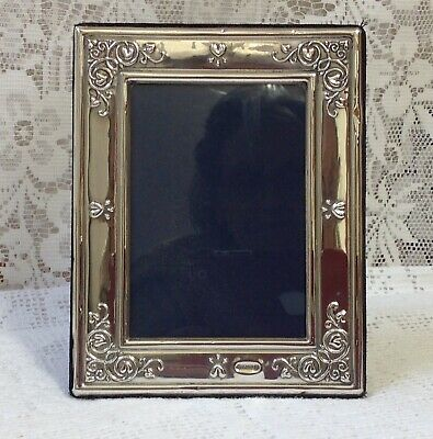 Sheffield 1994 Hallmarked Solid Silver Photograph Frame By Carrs Ltd.