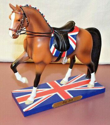 Trail of Painted Ponies BIG BEN 1E/1965 ~ RETIRED! BY ENESCO