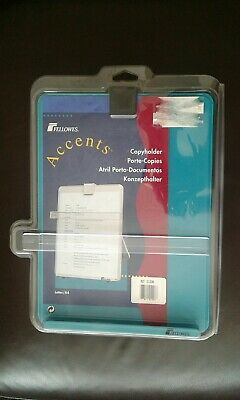 Fellowes Accents Copy Holder ( Green New )