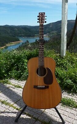 Luthier Handmade Acoustic Guitar