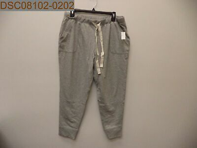 "NWT Love by Gap, L, Large, Gray Pajama Pants, 24"" Inseam"