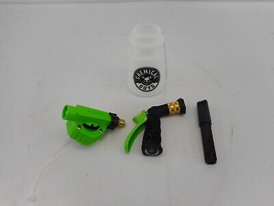 Chemical Guys ACC_326 - Foam Blaster Wash Gun, Connects to Any Garden Hose
