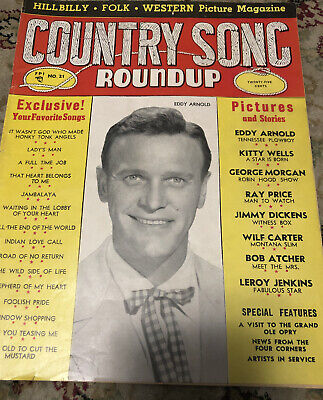 1952 - Country Song Roundup- Number 21 - Eddy Arnold, Kitty Wells
