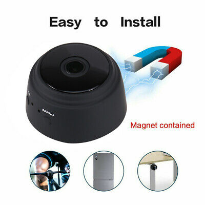 Mini Telecamera Spia WiFi Micro Camera IP Nascosta Spy Cam 1080P HD Wireless