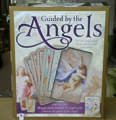 Guided By The Angels: Cards & Book Kit