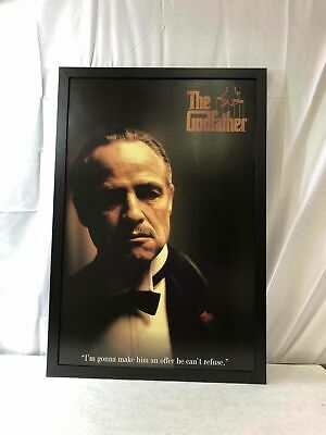 The Godfather Wall Decor