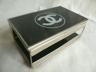 "Vintage Chanel Collectible Matchbox Cover 2"" X 3"" X 4.75"""