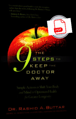 The 9 Steps to Keep the Doctor Away by Rashid Buttar -P.D.F-