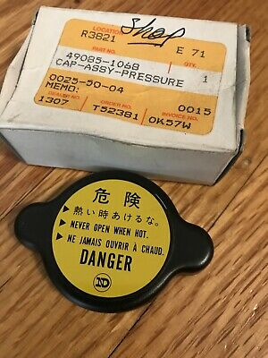 New Genuine Kawasaki 49085-1068 Coolant Radiator Pressure Cap