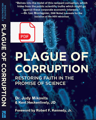 Plague of Corruption Restoring Faith in the Promise of Science -P.D.F-