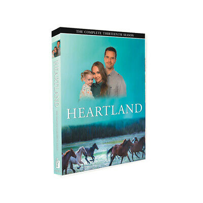 Heartland: The Complete thirteen Season 13 (4-DISC DVD)