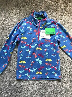 NEW Mountain Warehouse Snuggle Fleece 7-8Yrs BNWT Sweatshirt Jumper Warm Cosy
