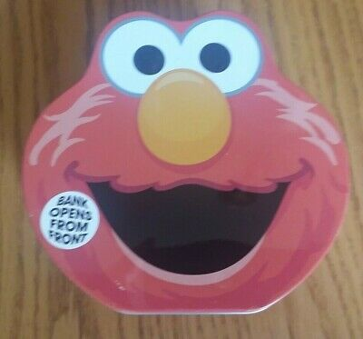 Elmo Coin Bank New 2012 Sesame Street Old Navy Exclusive