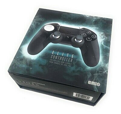 Emio Elite Controller for PlayStation 4 , PS4 Console , Windows and Steam gaming