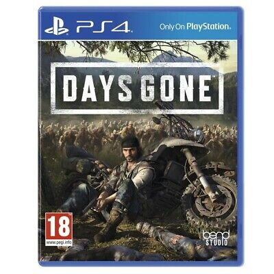 Days Gone (PS4) NEW SEALED FREE P&P
