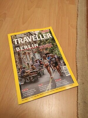 National Geographic UK edition Oct 2019 new unread 9772045320030