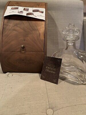 GRAN PATRON Bottle And Presentation Case In Excellent Condition One Of A Kind