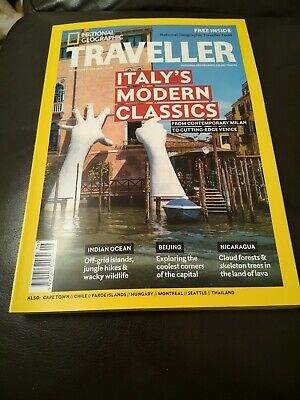 National Geographic Traveller June 2019 issue new