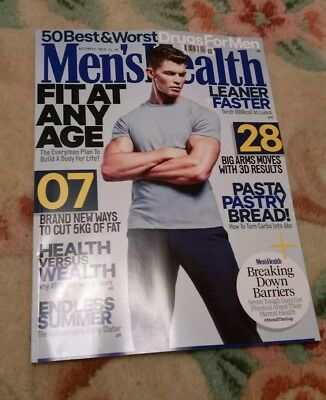 Men's Health November 2018 Back Issue new and unread