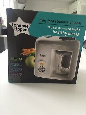 Tommee Tippee Baby Food Blender and Steamer