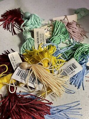 Tassels- Assorted . Home Furnishing . cushions