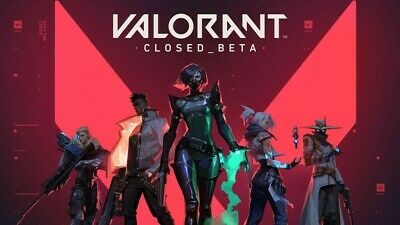 Valorant Beta FULL ACCESS [Europe] Account + Email (NO RAFFLE) INSTANT DELIVERY