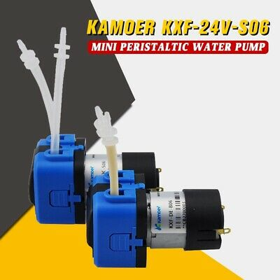 Kamoer KXF-24V-S06 Mini Peristaltic Water Pump With DC Motor ET