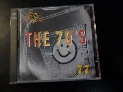 Cd Double Album - Timelife - The 70'S - 1977 Back In The Groove
