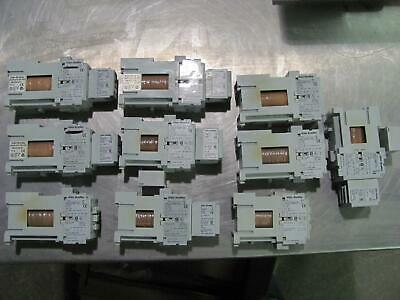 Lot of 10 AB Coil Contactor 24 Volt Coils T5986