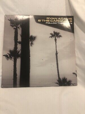 Ryan Adams & The Cardinals - Follow The Lights vinyl EP - VG