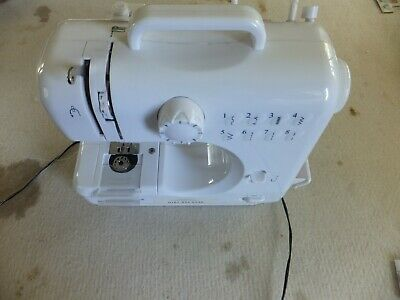 Prolectrix Sewing Machine with Spare Needles and Bobbins