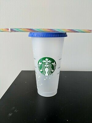 STARBUCKS 2020 Summer Color Changing Confetti Cold Cup Venti Ships From Canada