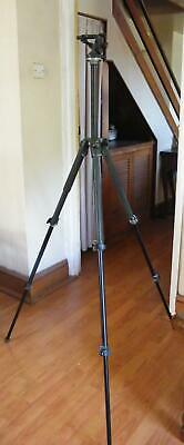 Excellent  Manfrotto  pro level tripod with 700 RC2 head