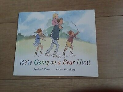 We're Going on a Bear Hunt: Lap Edition by Michael Rosen (Board book, 2014)