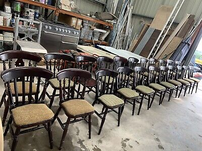 Antique Style Dining Chair, Ideal For Pubs & Restaurants Etc