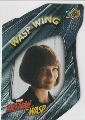 Ant-Man And The Wasp - Wasp Wing Insert card WW10
