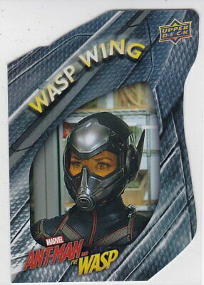 Ant-Man And The Wasp - Wasp Wing Insert card WW16