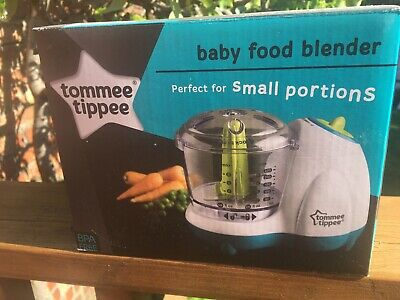 Tommee Tippee Baby Weaning Food Blender 2 Speed Setting NEW IN BOX  £24.99