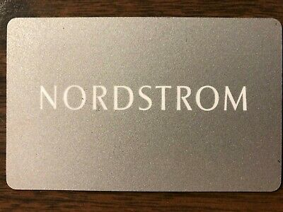 Nordstrom Gift Card $183.31 Value. Free Shipping!