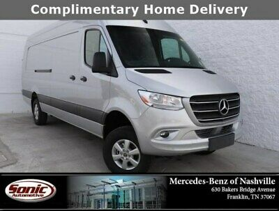 2019 Mercedes-Benz 4x4 Sprinter Cargo Van 2500 High Roof V6 170 4WD EVERY TYPE SPRINTER AVAILABLE, BEST VALUE