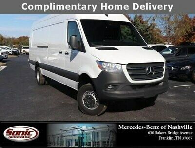 2019 Mercedes-Benz 4x4 Sprinter 3500XD High Roof V6 170 4WD EVERY TYPE SPRINTER AVAILABLE, BEST VALUE